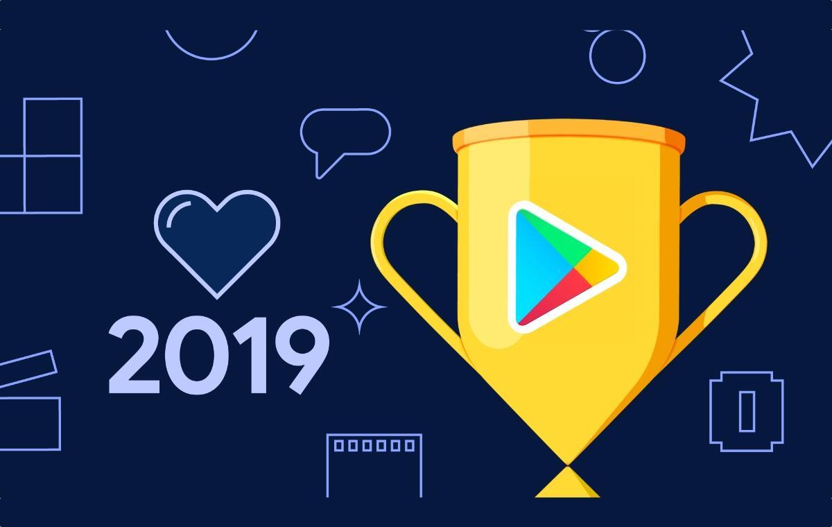 Google Play Store 2019 Header