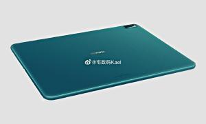 Huawei Matepad Pro Back Leak