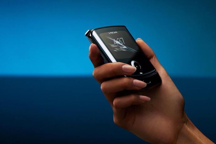 Motorola Razr Geschlossen