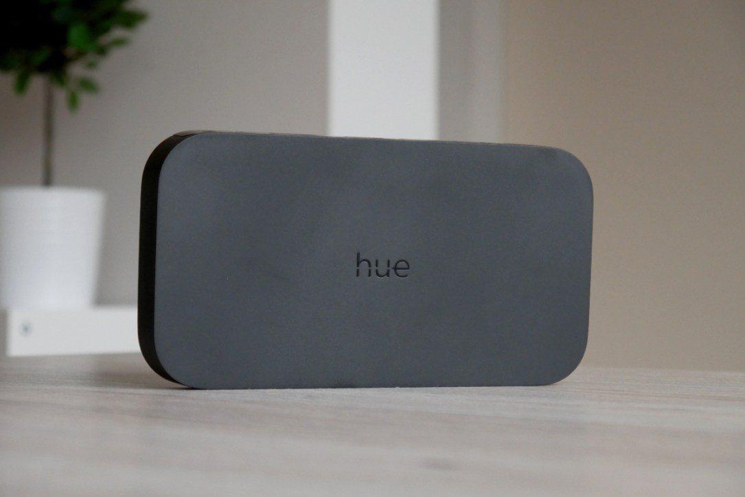 Philips Hue Sync Box Header