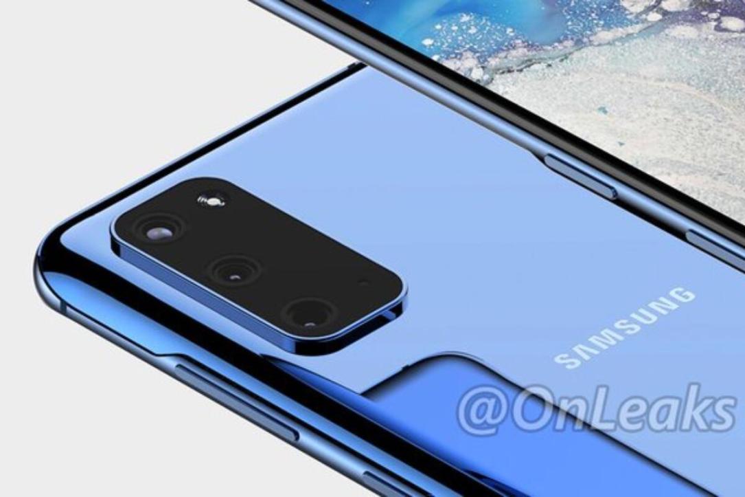 Samsung Galaxy S11e Teaser