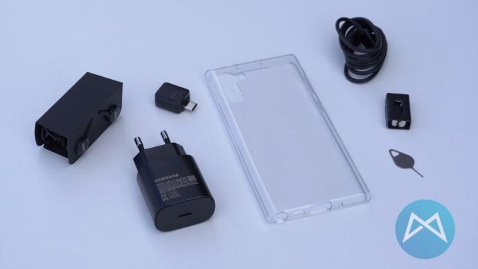Samsung Note 10 5g Lieferumfang