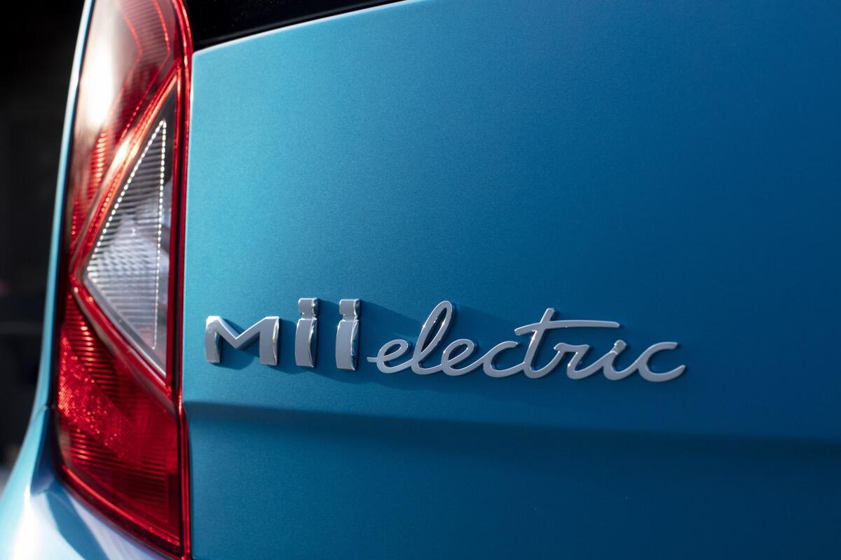 Seat Mii Electric 52 Hq