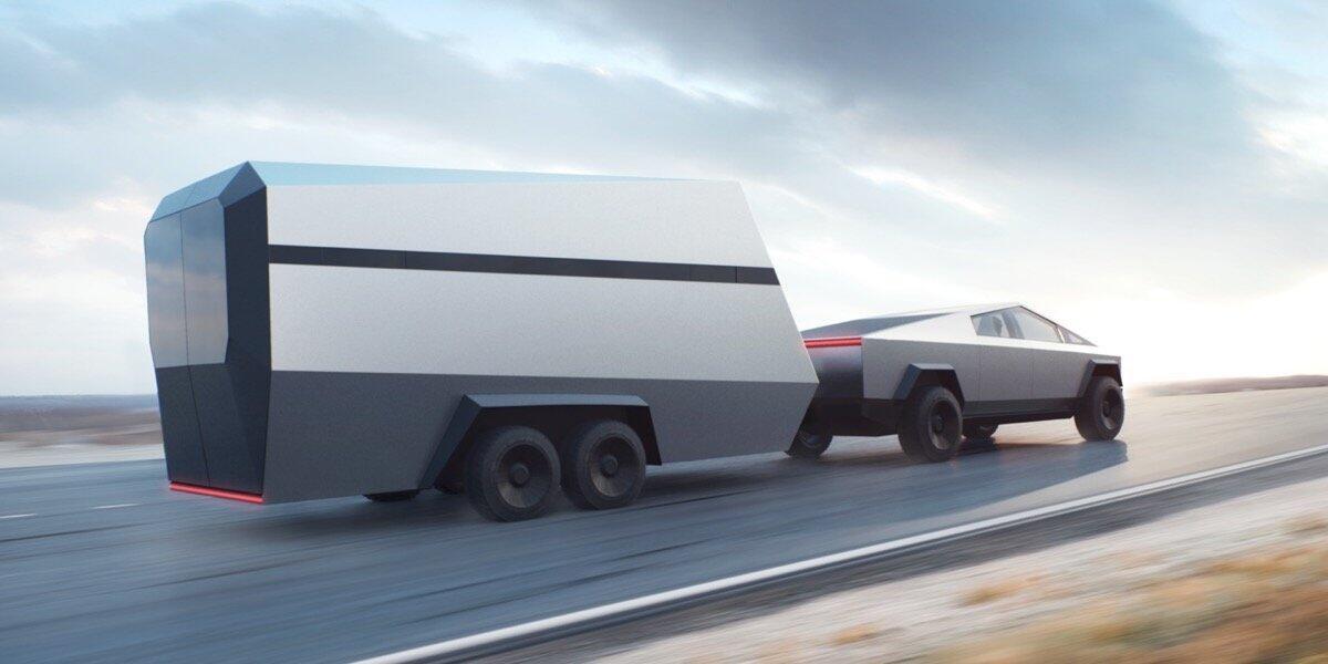 Tesla Cybertruck Bild4