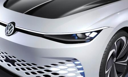 Volkswagen Vw Id 6 Konzept Header