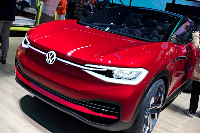 Vw Id Volkswagen Id4 Crozz Header