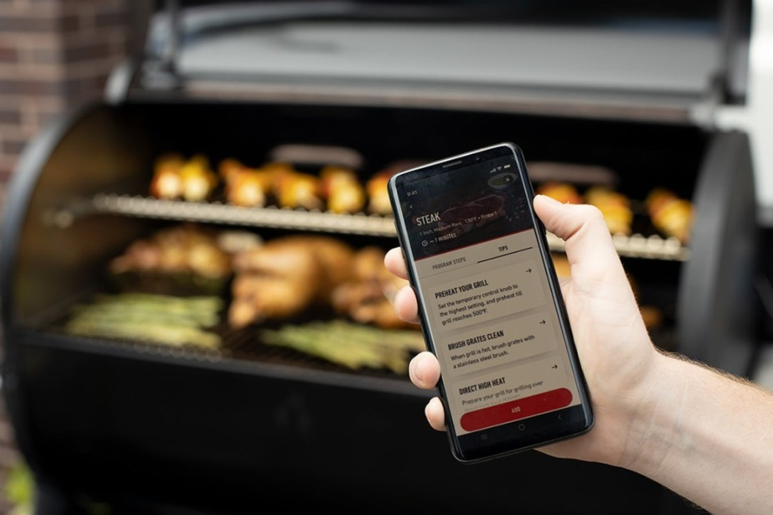 Weber Connect App