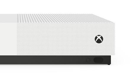 Xbox All Digital Header