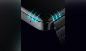 Xiaomi Mi Watch Saphirglas