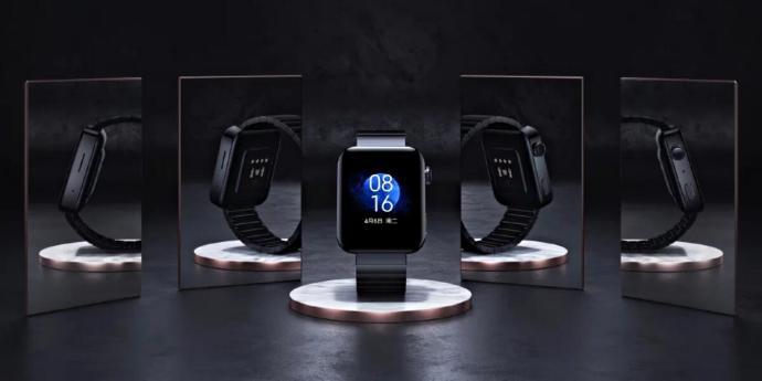 Xiaomi Mi Watch Spiegel
