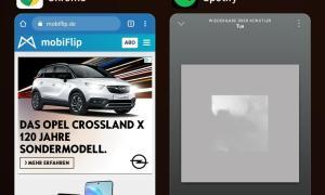 Xiaomi Mi 9t Pro Multitasking