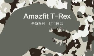 Amazfit T Rex