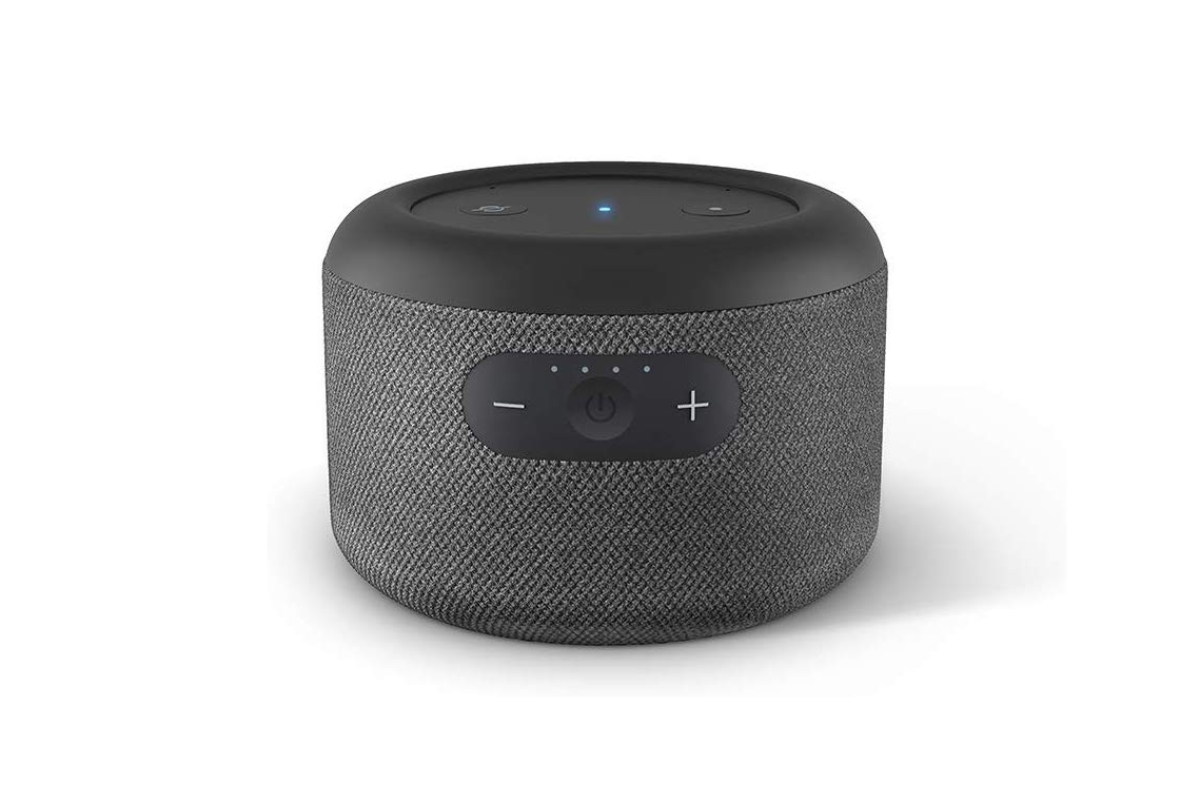 Amazon Echo Input Portable Header