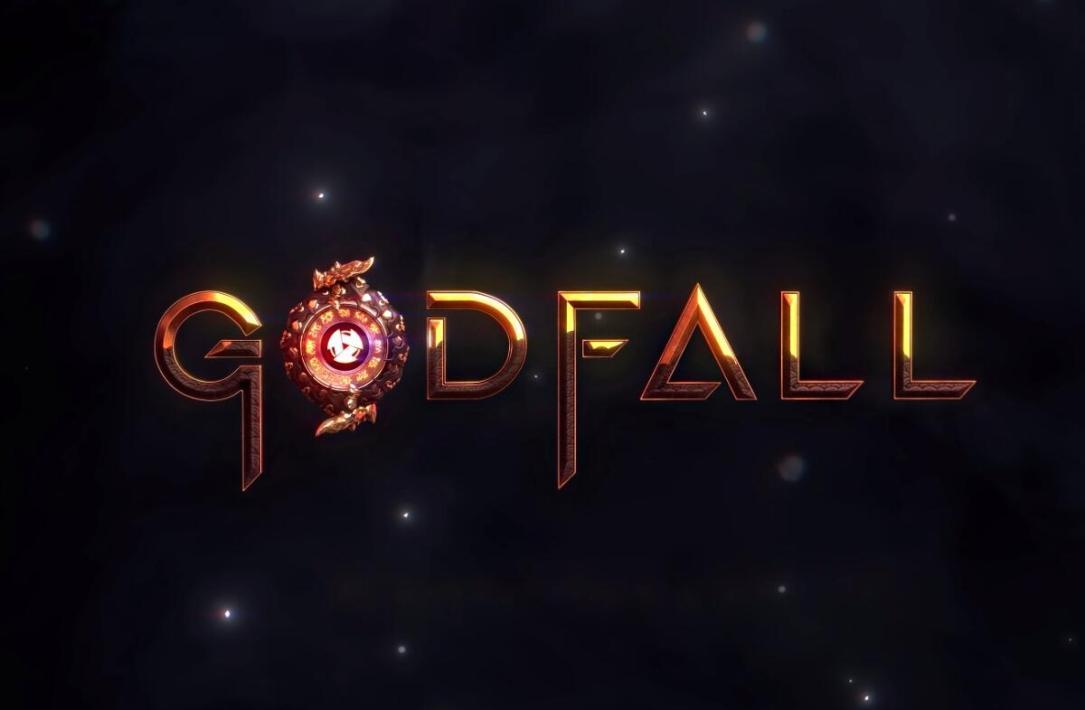 Godfall Ps5 Logo