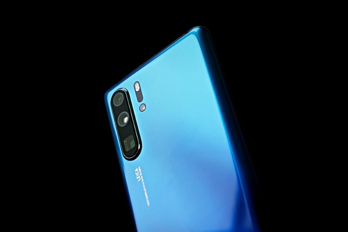 Huawei P30 Pro Header