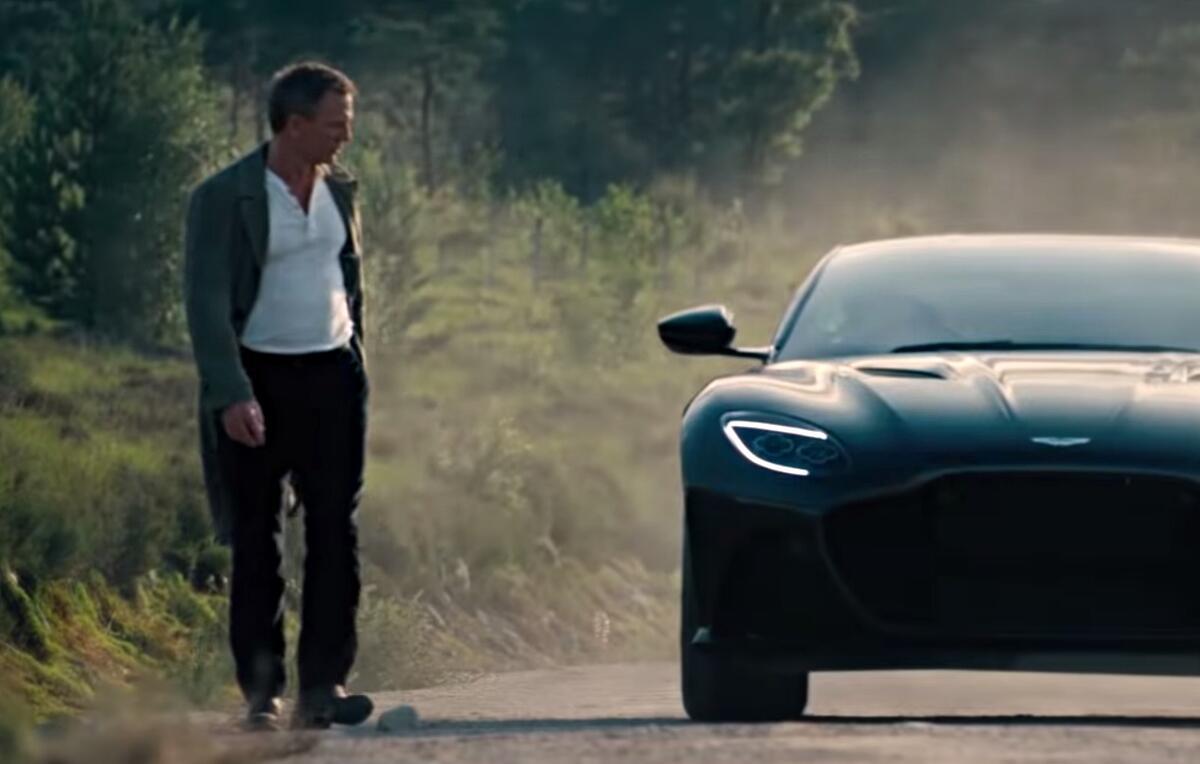 James Bond Aston Martin Elektrisch