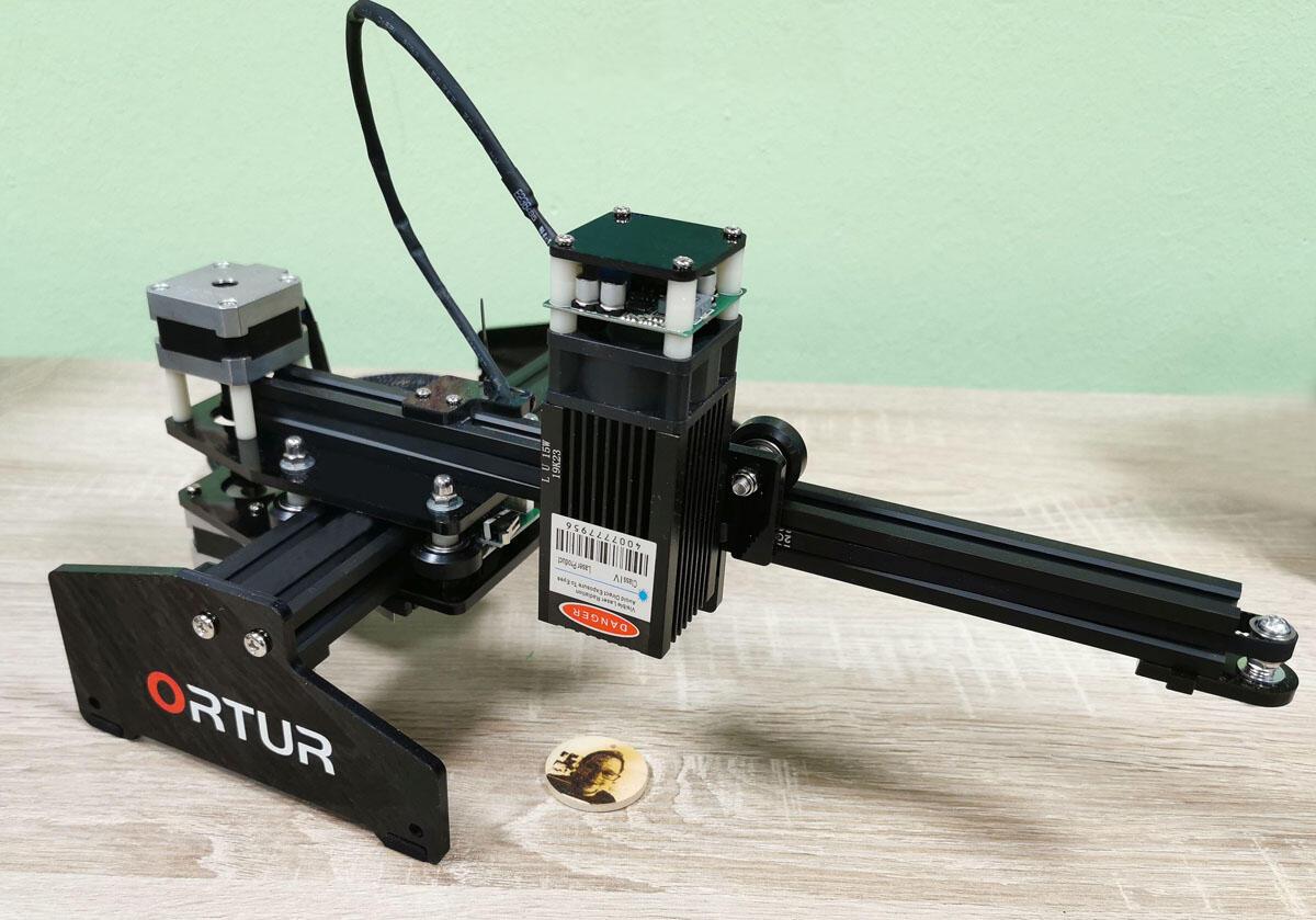 Ortur 15w Laser Engraver