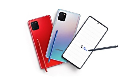Samsung Galaxy Note 10 Lite Leak