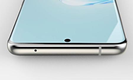 Samsung Galaxy S11 Front Loch