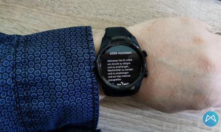 Ticwatch Pro Lte 4g Esim