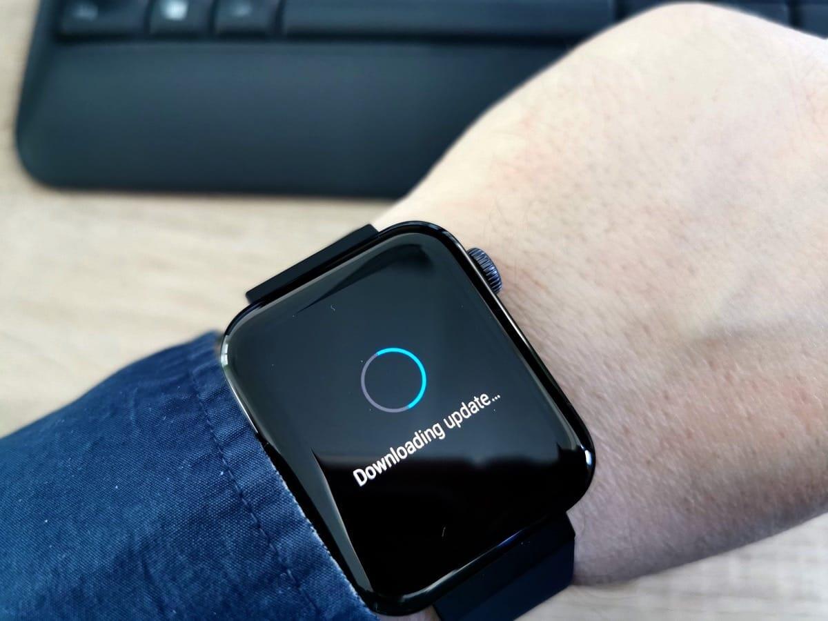 Xiaomi Mi Watch Firmware Update