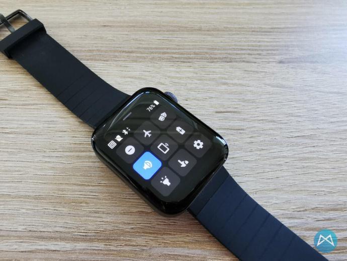Xiaomi Wear 3100 Quicktoggles