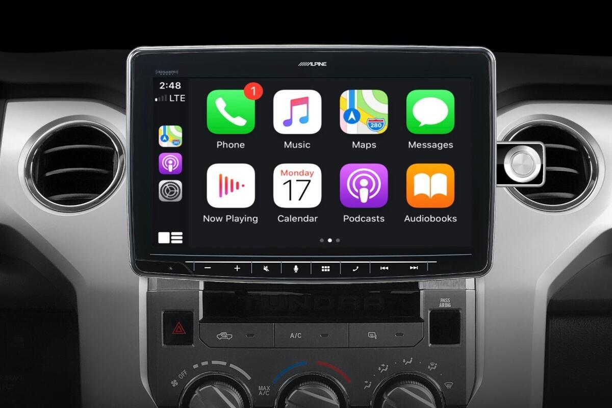 Alpine 11 Zoll Apple Carplay Android Auto