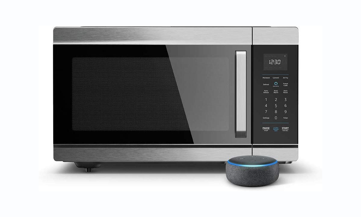 Amazon Alexa Ofen Smart