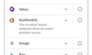 Android Google Suche Start