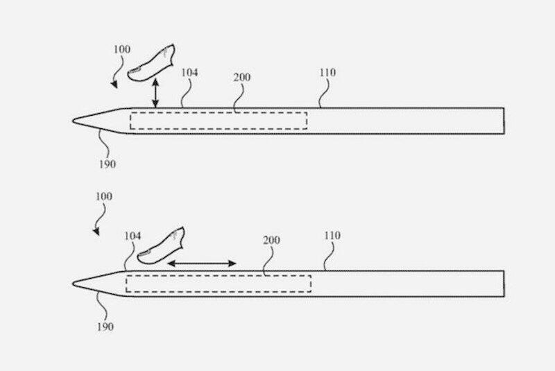 Apple Ipad Pro Pencil 2020 Patent