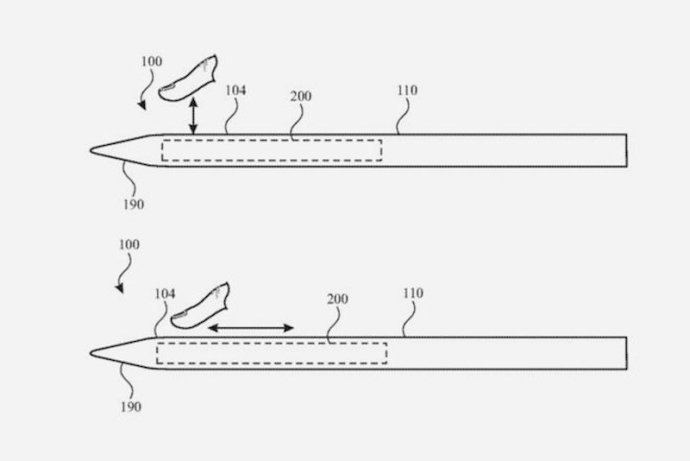 Apple Ipad Pro Pencil 2020 Patent