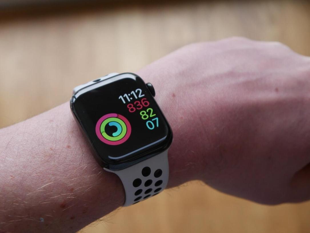 Apple Watch Ringe