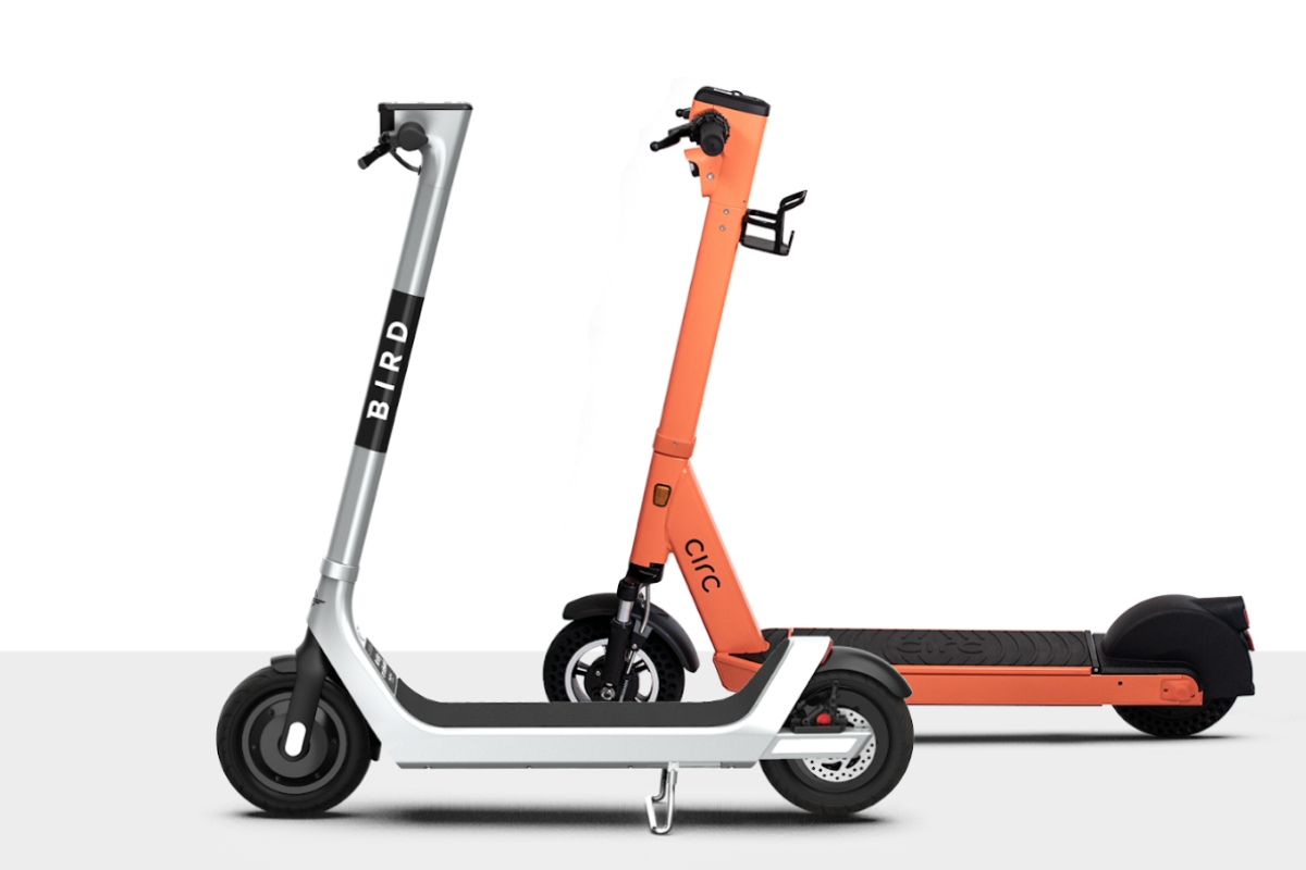 Bird Circ Scooter