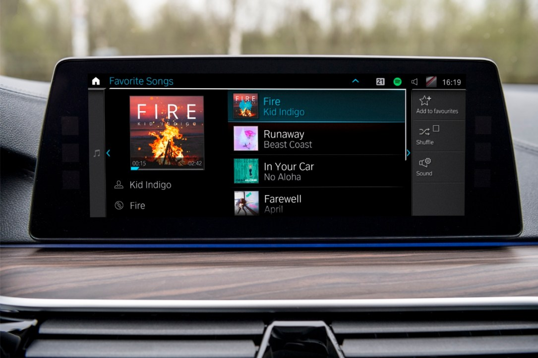 Bmw Connected Music