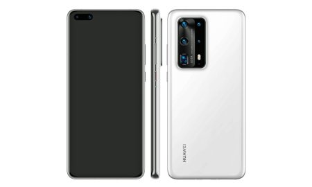 Huawei P40 Pro Leak Header