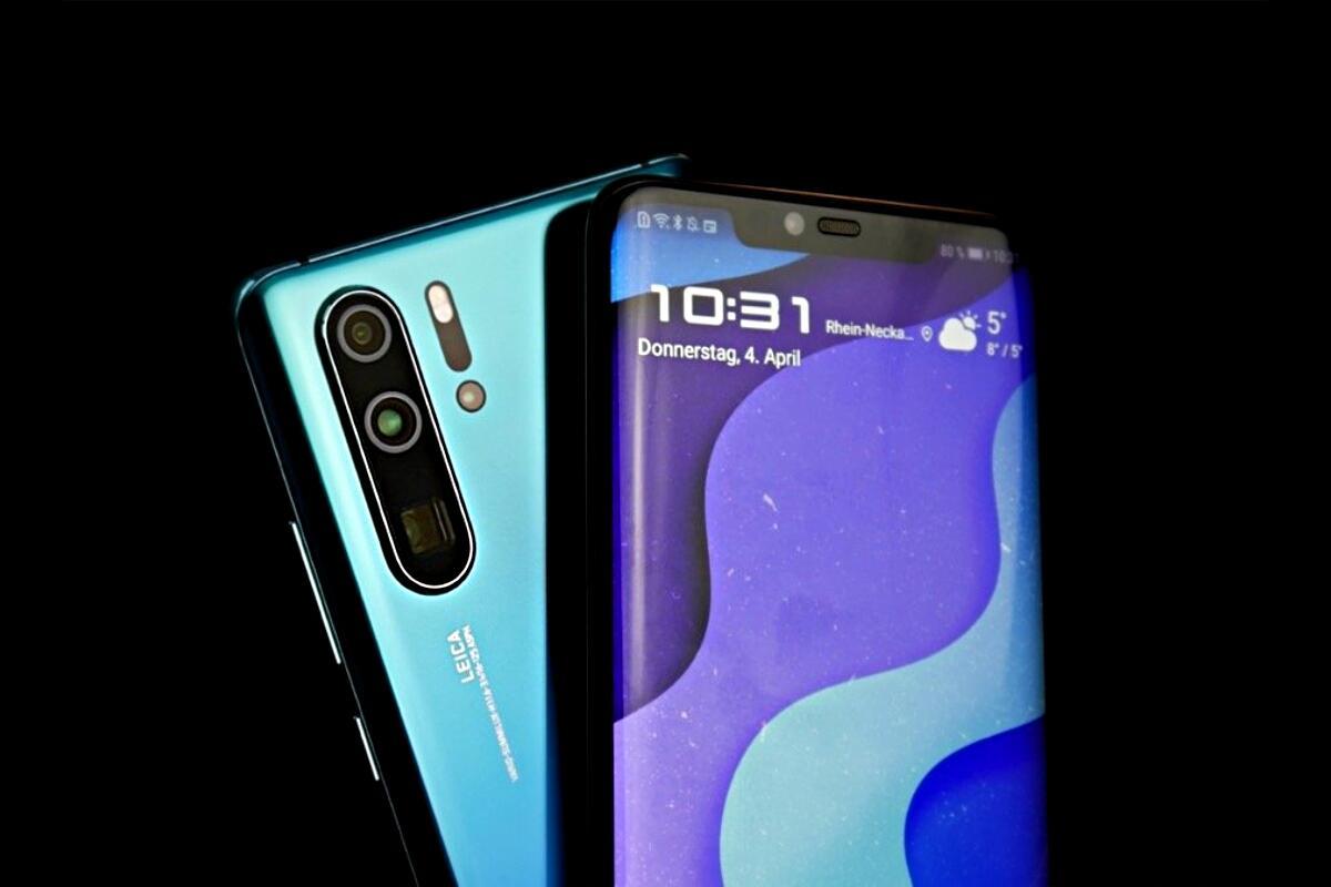 Huawei Smartphones Header