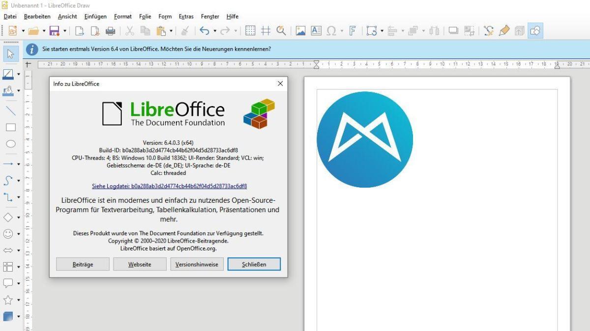 Libre Office 64