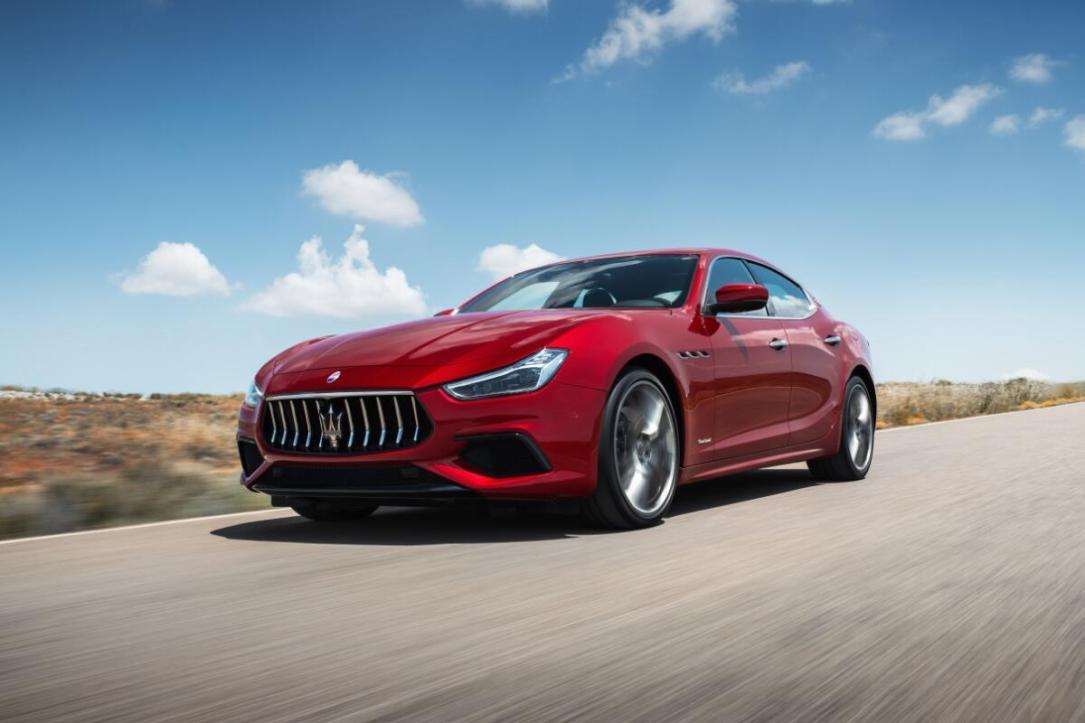 Maserati Ghibli Header