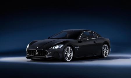Maserati Granturismo Header