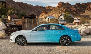 Mercedes Benz E Klasse 2020 Seite