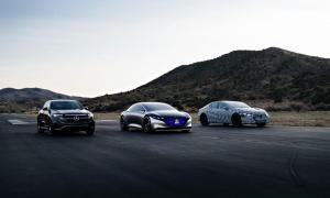 Mercedes Benz Eq Lineup