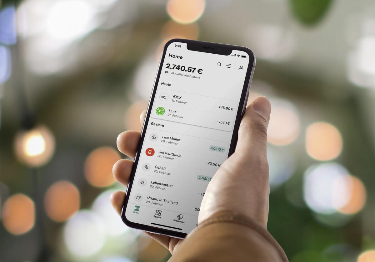 N26 Banking App 1