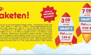 Netto Kom Prepaid Daten