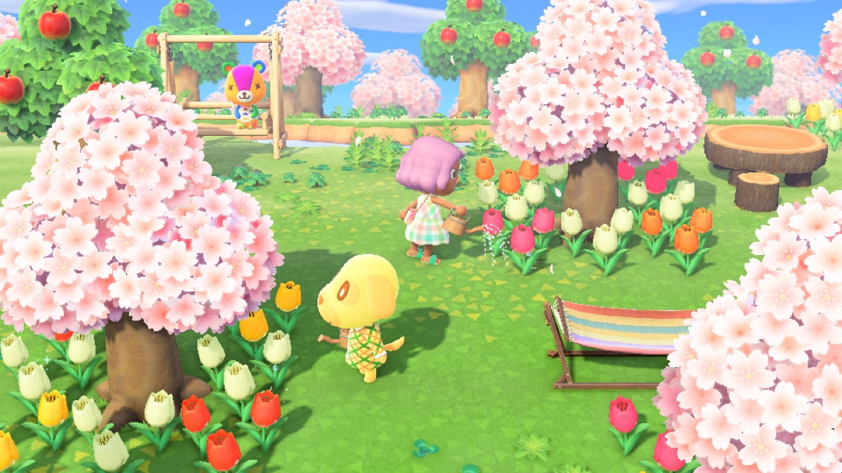 Nintendo Switch Animal Crossing Screen4