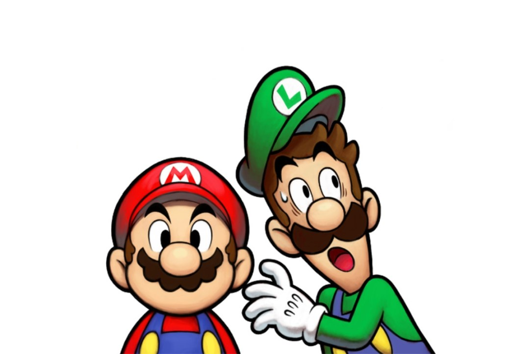 Nintendo Switch Mario Luigi Header