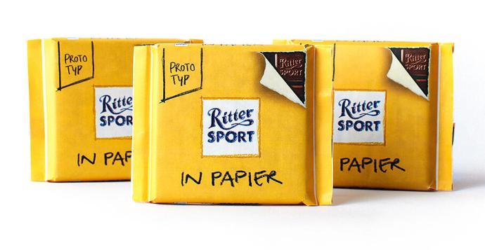 Paperbased Ritter Sport