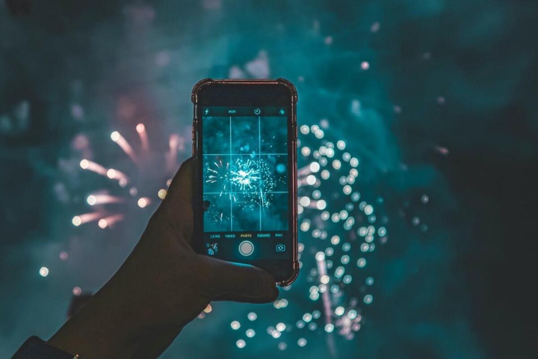 Phone New Year