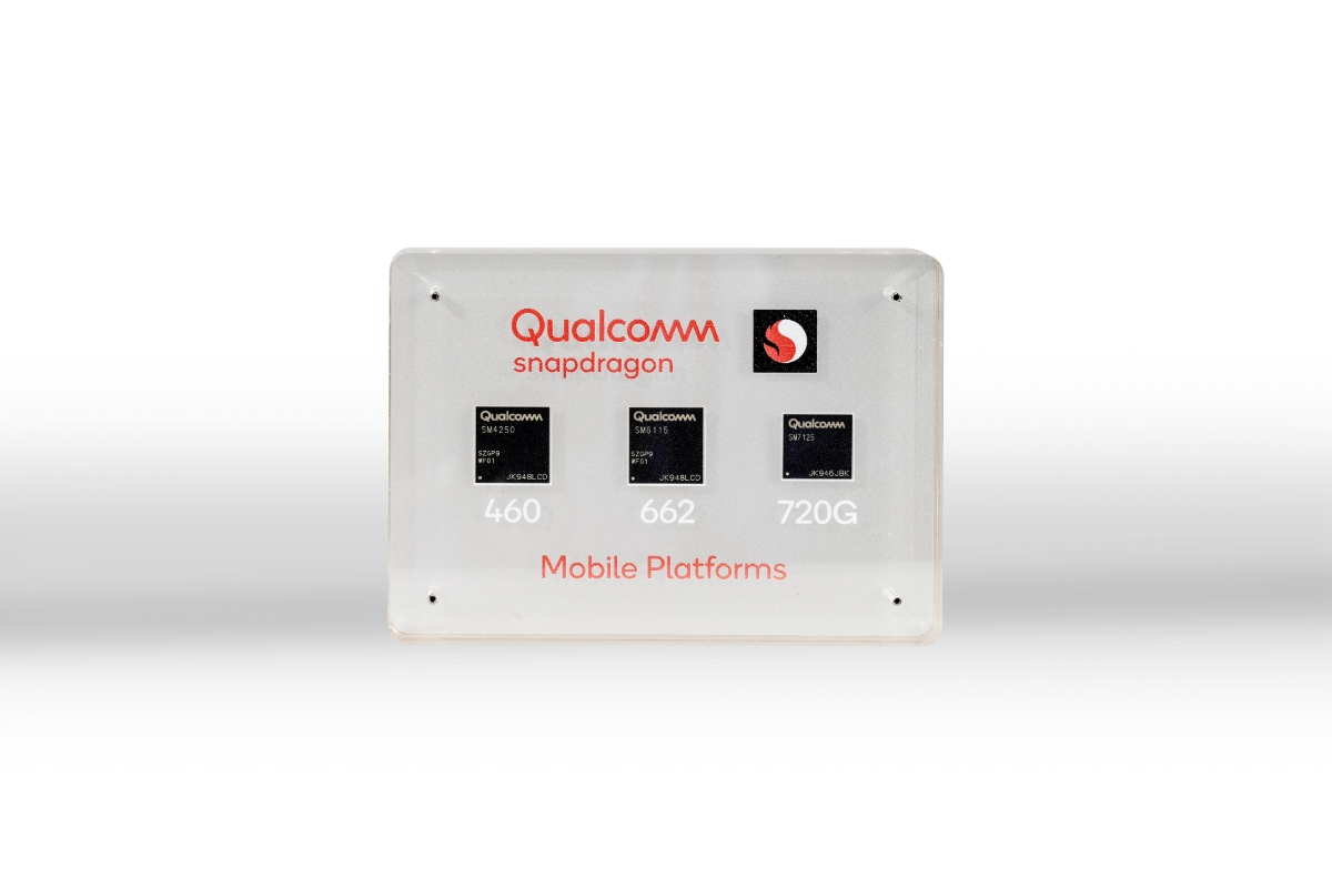 Qualcomm Snapdragon 420 662 720g