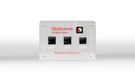 Qualcomm Snapdragon 420 662 720g