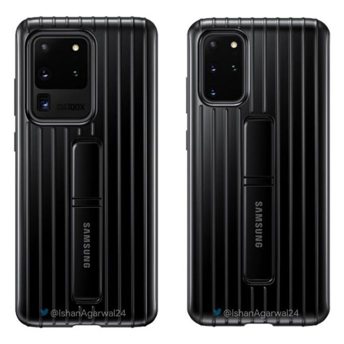 Samsung Galaxy S20 Case2